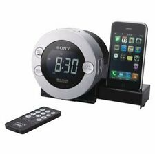 Sony ICFC7IP 30-Pin iPhone/iPod Clock Radio Dock (Discontinued by Manufacturer)