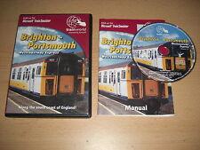 Brighton-Portsmouth-westcoastway Express PC Agregar en Microsoft Tren Sim MSTS