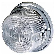 Luz de posición: Lámpara de lado - 12v Con Lente Claro   Hella 2PF 001 259-631
