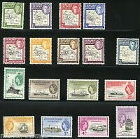 FALKLAND  ISLANDS DEPENDENCIES STAMP LOT  MINT NEVER HINGED &  ONE USED SET