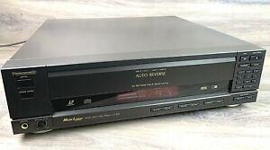 Panasonic LX-200PX Multi Laser Disc Player