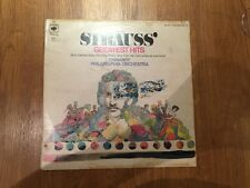 "Johann Strauss - Greatest Hits - 12"" Vinyl LP"