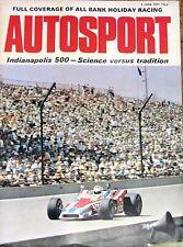 Autosport June 3rd 1971 *Indianapolis 500*