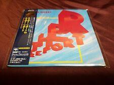 """Weather Report  """"Weather Report"""" Japan LTD Mini LP CD w/OBI New! Ships fast!"""
