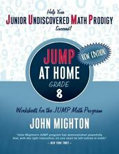 JUMP at Home Grade 8: Worksheets for the JUMP Math-ExLibrary