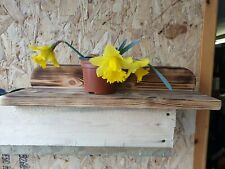 Wooden Shelves reclaimed Pine several  available)