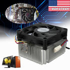 CPU Cooler Cooling Fan & Heatsink For AMD Socket AM2 AM3 1A02C3W00 up to 95W