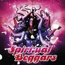 Spiritual Beggars - Return To Zero NEW CD