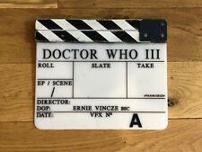 More details for dr who clapper board from the blink episode