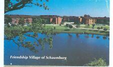 SCHAUMBURG, ILLINOIS-FRIENDSHIP VILLAGE-PANORAMIC VIEW-(ILL-SMISC#2)