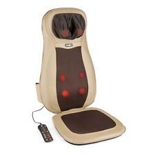 Cuscino Massaggiante Sedile Massaggiatore Elettrico Vibrazione Relax Schiena