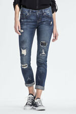 MISS ME SIZE 25 DON'T CROSS ME MID-RISE SKINNY JEANS MS5151S307 $99.50