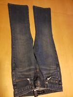 Calvin Klein jeans flare size S4/L30 blue