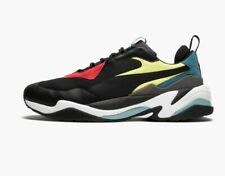 Puma Thunder Spectra 36751601 Mens Black Casual Lace Up Low Top Sneakers Shoes