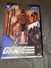 New listing G.I. Joe Classified Red Ninja