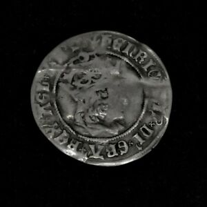 Hammered Tudor Period Henry VII Silver Groat