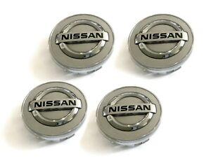 4pc Nissan Wheel Center Cap for Altima Maxima Murano 350 40343 AU51A Hubcap OEM
