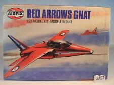 Airfix 1/72 Bausatz Kit Red Arrows GNAT in O-Box #2857