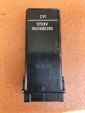 Peugeot Relè Unità Modulo Controllo 9601886380