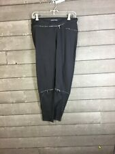 Rock & Republic 109 Black Zipper Leggings Women's sz M