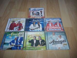 Amigos 7 verschiedene Alben
