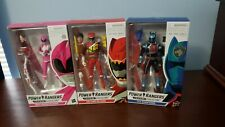 Power rangers Lightning Collection hasbro lot Pink , Red and Shadow ranger