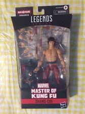 Master Of Kung Fu Shang-Chi Marvel Legends MISB Demogoblin BAF