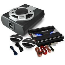 2.1 CAR HIFI SET AMPLIFIER 2X SPEAKERS SUBWOOFER 2800W *FREE P&P SPECIAL OFFER