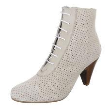 Elegante Damenschuhe mit Schnürsenkeln und hohem Absatz (5-8 cm)