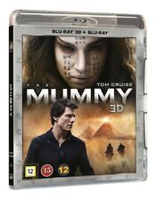 The Mummy (2017) 3D + 2D Blu Ray (Region Free)
