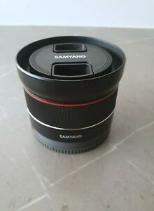 Samyang 24mm f2.8 FE Camera Lens for Sony E-Mount FE Full Frame