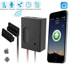 Wireless Smart Home Garage Door Opener WiFi Remote Controller Switch Multi-user