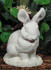 Smooth Baby Cotton Tail Bunny Rabbit Ears Up Latex Fiberglass Mold Concrete