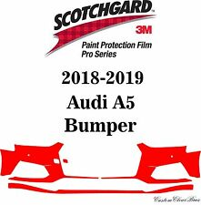 3M Scotchgard Paint Protection Film Pro Series Clear Bra Kit 2018 2019 Audi A5
