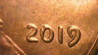 "2019 P WDDO-011/DDO-001 ""Best Of"" Variety Lincoln Shield Penny VERY STRONG DDO"