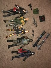 GI JOE Classified LOT Cobra Commander Duke Destro Scarlet Roadblock