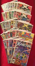 X-Factor Marvel Comics comic book Lot