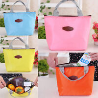Waterproof Portable Picnic Bags Insulated Food Storage Bags Tote Lunch Box High