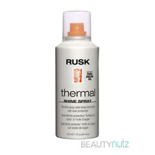 RUSK Thermal Shine Spray with Pure Argan Oil 4.4 oz