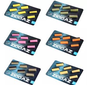 Nash Ziggaz - Zig Fishing  - High Attract Foams - Full Range - Carp
