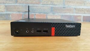 Lenovo M710q Tiny i5 6500T 8GB RAM 120GB SSD Win 10 Pro Wifi