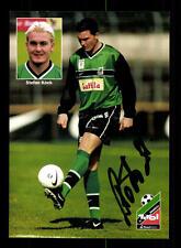 Stefan Köck Autogrammkarte FC Tirol Innsbruck Original Signiert+A 156715