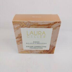Laura Geller Baked Balance-N-Brighten Correcting Foundation in Medium As Pic