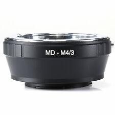 Minolta MD MC Lens to Micro 4/3 M4/3 tripod mount Adapter E-P1 E-P3 E-PL2 E-PM1