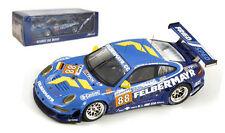 """SPARK S2585 PORSCHE 997 GT3 RSR """"felbermayr-proton"""" # 88 Le Mans 2010 - 1 / 43"""