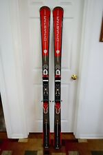 New listing DYNASTAR OUTLAND SKIS SIZE 176 CM WITH LOOK BINDINGS