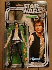 """Star Wars Black Series Han Solo 40th Anniversary A New Hope 6"""" New Sealed"""