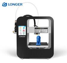 Longer Cube 2 Stampante 3D Mini 120X140X105mm Portatile + 1.75mm Filamento PLA