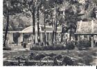 Cartolina Chianciano Terme Stabilimento Acqua Santa parco (R451) ^