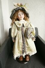 ♥ღ ¸.•* Porzellanpuppe Adelie Creation Paris 65 cm *•.¸ ღ♥